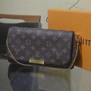 Louis Vuitton Favorite MM Monogram